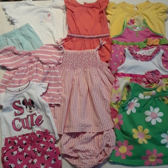 Other - 12 pc lot 3-6 months